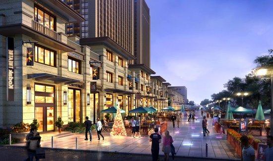商务价值新巅峰 东方广场 24日售楼处璀璨绽放高清图片