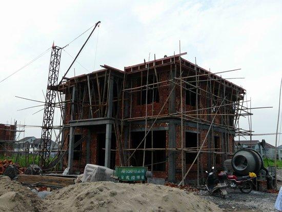 宜兴农村造房定铁规檐口电梯超过不得10米高度图纸v农村机房图片