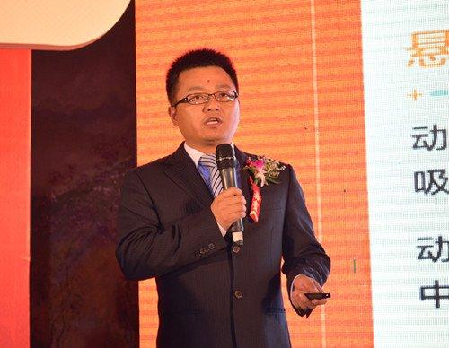 朗诗绿色街区项目总经理韩洪丙