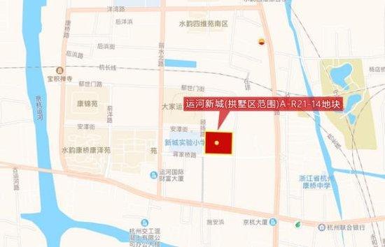 金科杭州再夺一子 长三角核心城市战略拿地布跨越式发展棋局