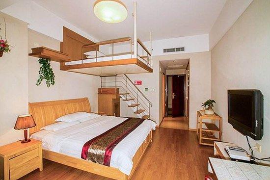 酒店式公寓,也属于商务公寓,此类公寓装修档次较高,大多位于城市核心图片