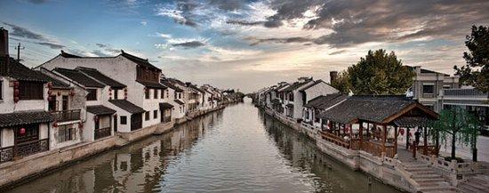 天朗无锡古运河商业街-文艺综合体 平原城市迈向世界的 内增高