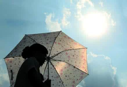 气象台:做好与高温打持久战的准备