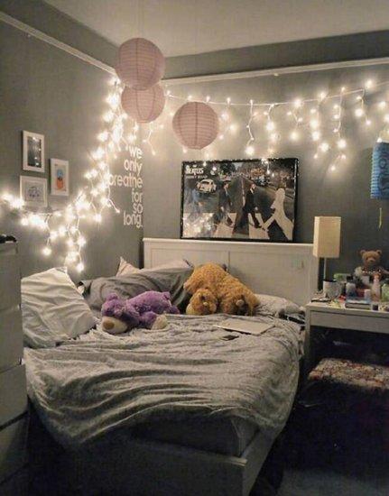 妹子晒出幸福卧室 你敢不敢来PK?