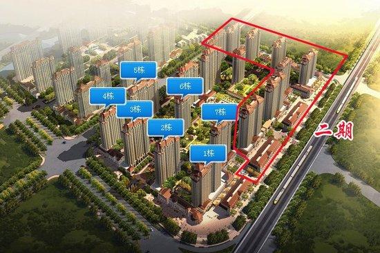 长泰国际社区规划图
