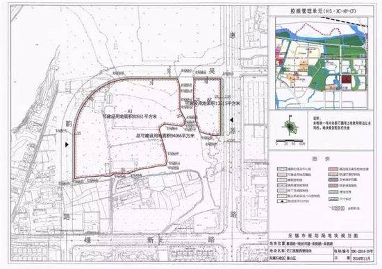 土拍流行一波带走!龙湖淡定扔2.4亿带走惠山新城地块!