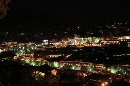 ...去玉龙雪山,丽江古城是不收钱的.   大研古镇旅游小贴士