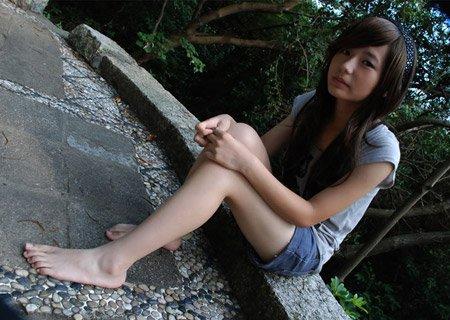 腿模女孩鲜为人知生活