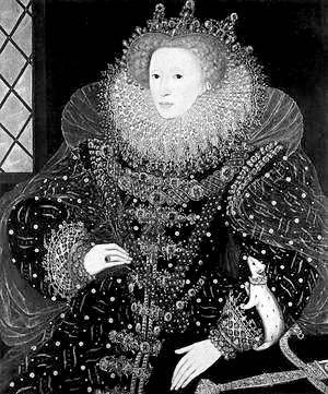 英国历史学家称伊丽莎白一世女王系男扮女装