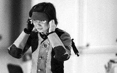 全运会陕西首金诞生 武柳希50米步枪三姿夺冠