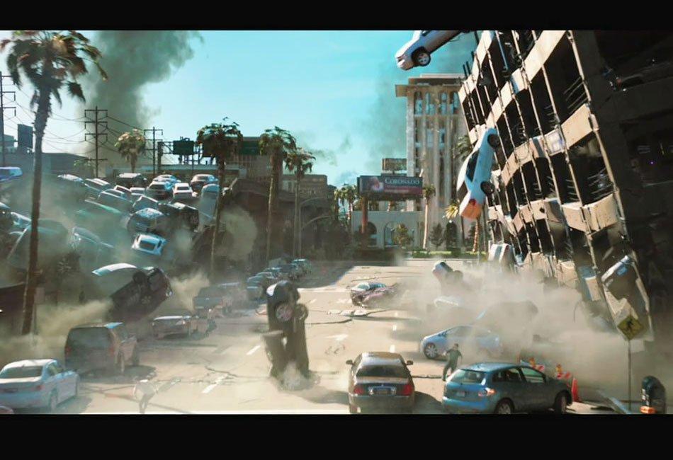 第一灾难猛片 2012世界末日 高清图