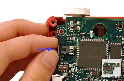 儿童DIY可拆卸数码相机