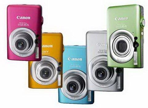 """我们就爱""""美"""" 90后女生选购数码相机要点"""
