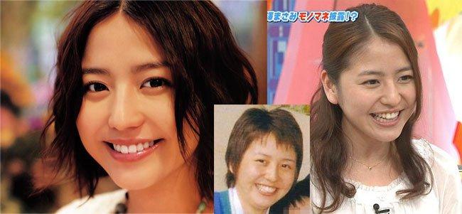 日本女星总以最美的一面现身人前,但私下没有化妆的真面目,却并非美不胜收而是惨不忍睹,日前,日本某杂志就请业内人士评选出了素颜最丑女星,结果22岁的清纯女星长泽雅美凭借师奶脸惨登榜首。有化妆师爆料说:未化妆的长泽,就是一张师奶脸,即使化妆后也遮不了其脸上深深的法令纹与鱼尾纹。 一起来看看这些日本女星的素颜照,如果不依赖化妆术和PS术,她们的容貌到底会打几折呢?