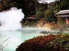 芦芽山玩累了泡温泉
