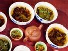 逛陕南 体味茶文化