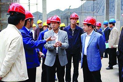 渭南市市长徐新荣:努力让市民生活更加殷实