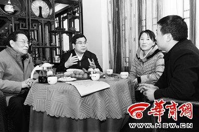 商洛市市长杨冠军:以经适房形式建教师小区