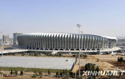政协委员:建议陕西申办2017年第13届全运会