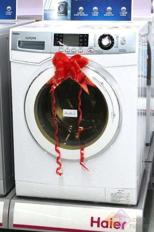 流行洗衣机一览 变频电机静音 家电影音先锋