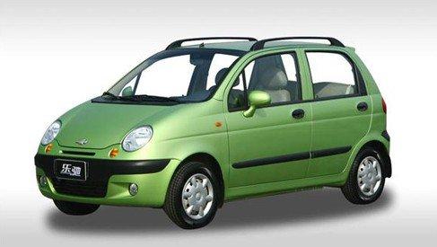 西安四款最热销微型车导购