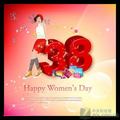 3.8妇女节 各类女性最适合键鼠全搜罗