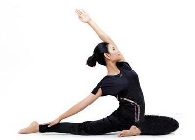 2010年打造属于你的星座瑜伽图片