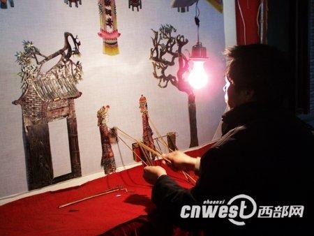 陕西首批世博会特许产品出炉 皮影剪纸等入选