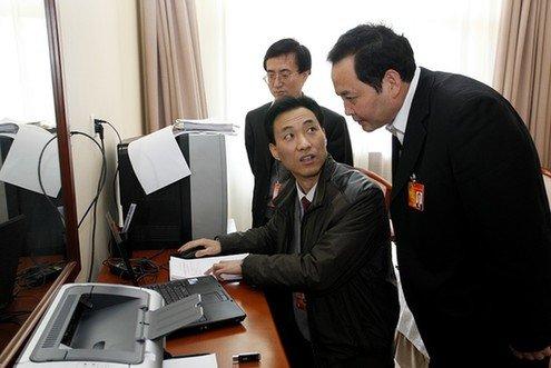 陕西代表团提交议案总计16件 民生问题是重点