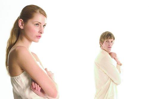 研究发现夫妻吵架身体会变迟钝
