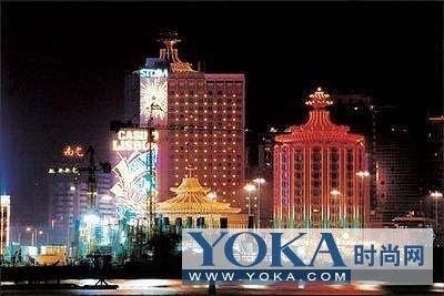 逛全球娱乐城市 盘点10大知名赌城
