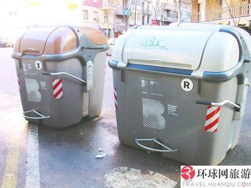 西班牙:垃圾也是国家财产_大秦旅游