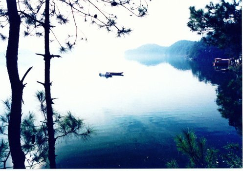 南湖风景名胜区