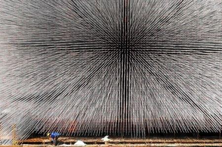 世博会展馆最后揭秘 超脱设计震撼眼球(组图)