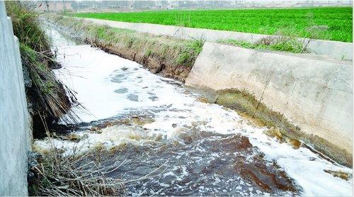 工业园排污污染地下水 附近居民不能喝好水
