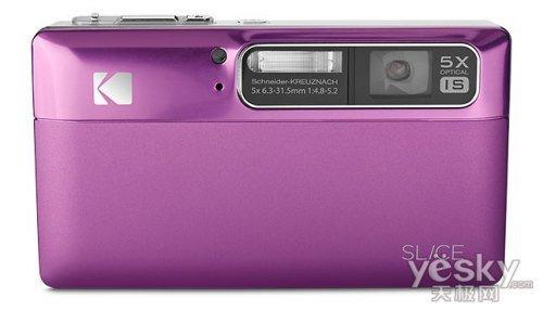 2010年消费相机趋势 触屏屏继续火热