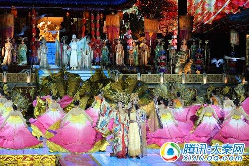 新版《长恨歌》4月开演 精彩片段舞向世博会