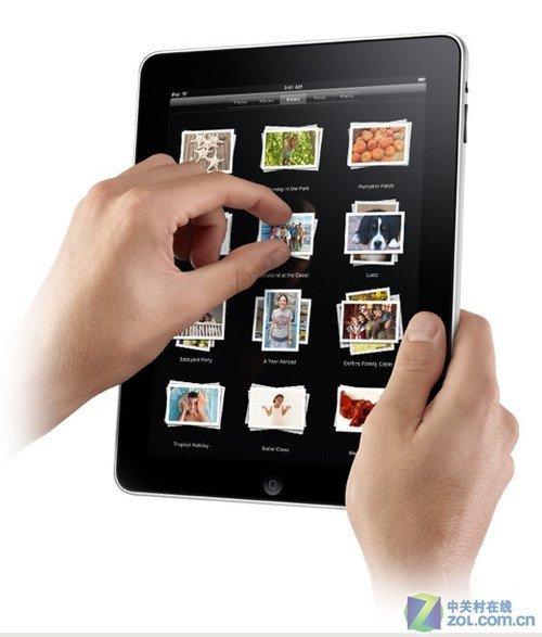 像iPad一样潮流 市售触摸屏相机推荐