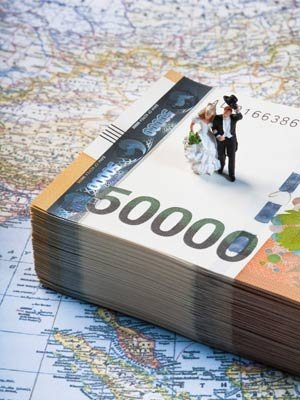 婚前巧理财 婚礼不差钱