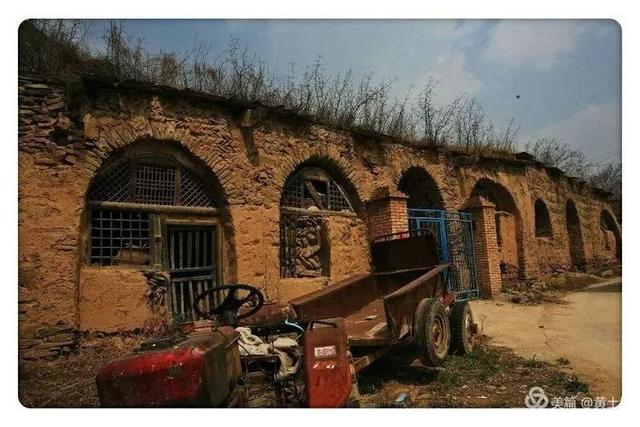 留存在记忆里的陕北窑洞
