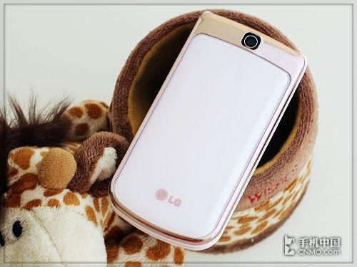 冰激凌二代翼常精彩 LG KV600手机评测