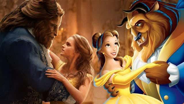 《美女与野兽》多梦幻 来首映国际影城就知道了