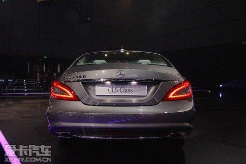 售价76.8 177.8万元 全新奔驰cls正式上市高清图片