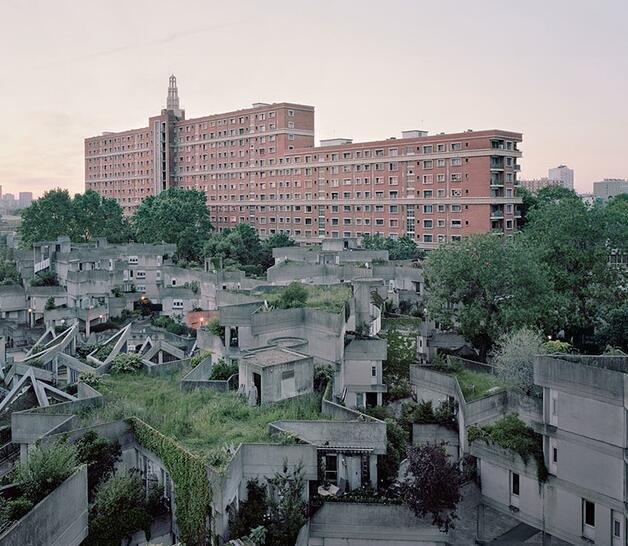 那些被城市遗忘的房屋有多精美