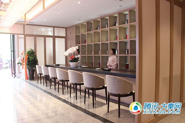 广誉远国医馆全球首家概念店落户西安高新区