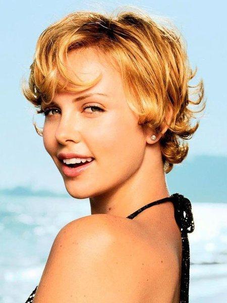 欧美最美短发女星惊艳眼球图片