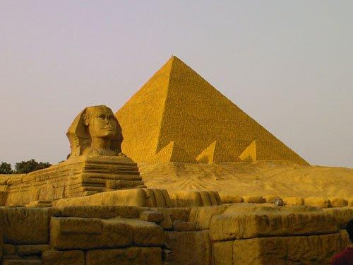 埃及金字塔法老王本身-金字塔被法老认为是重生的法门-探寻历史开启文化遗产之旅图片