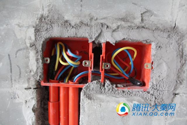 【工地会说话】直击秦装修施工第一现场:水电改造篇