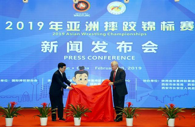 2019年亚洲摔跤锦标赛将于4月23日在西安开幕