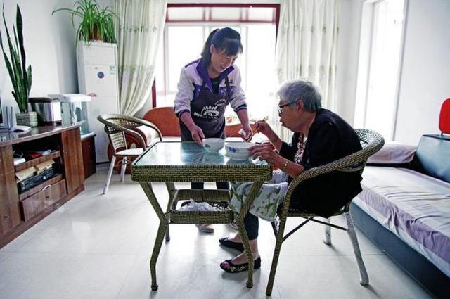 老人福利 陕西阎良区首现共享居家养老模式